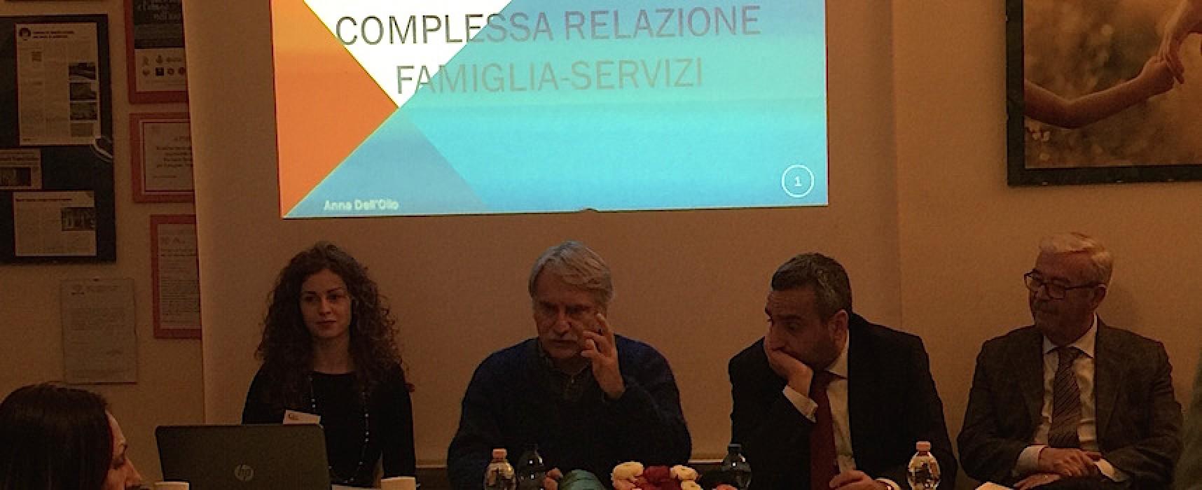 Crisi educativa e difficoltà dei minori: Paolo Crepet ospite ieri al Centro d'ascolto