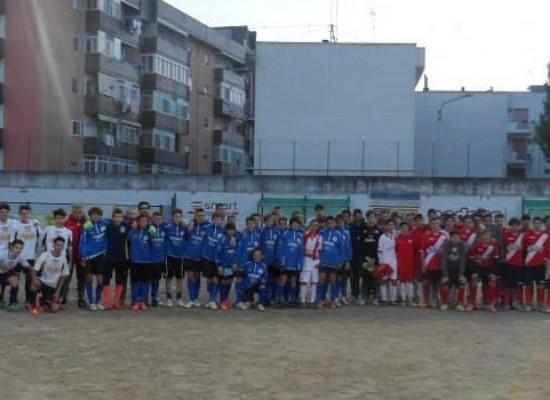 """Calcio giovanile, domani in campo per il """"Memorial Lucio Palazzo"""""""