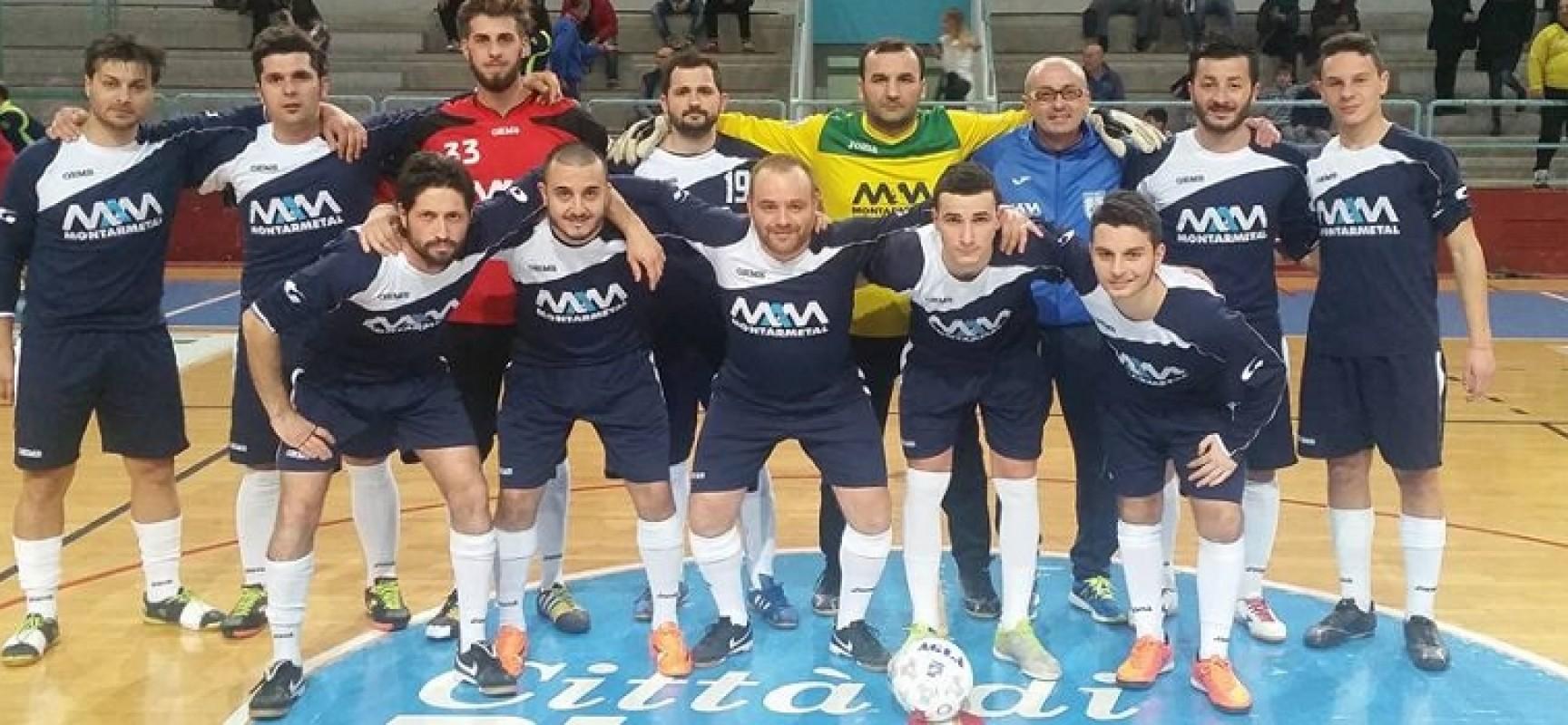 Il Nettuno vince il derby con la Diaz, Santos Club ha la meglio sulle Aquile Molfetta / CLASSIFICA