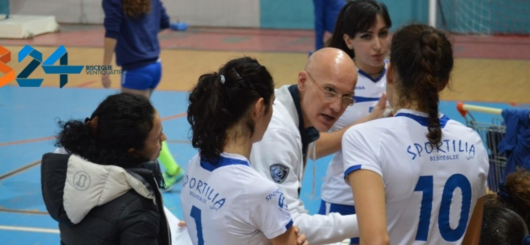 Sportilia ko, la Sebilot Manfredonia si impone al PalaDolmen