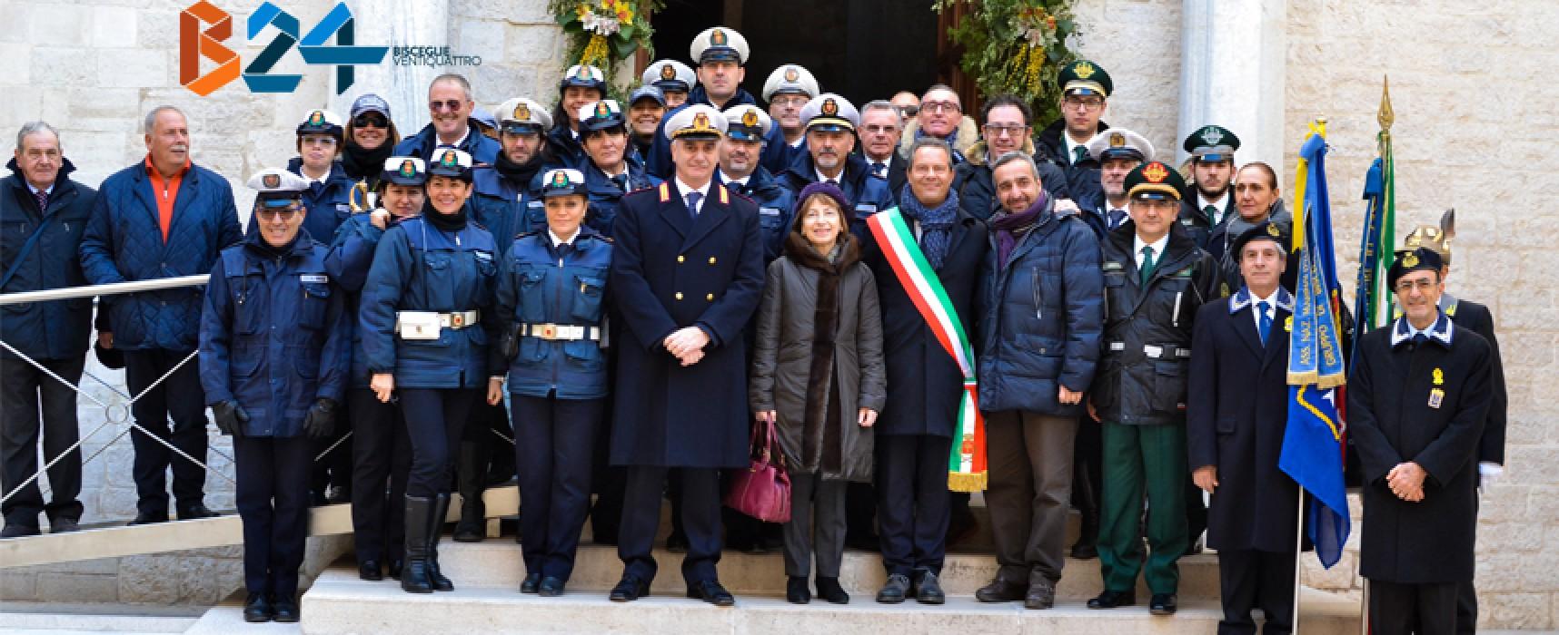 Polizia Municipale in festa, ecco la relazione dell'attività 2015 / CIFRE E FOTO