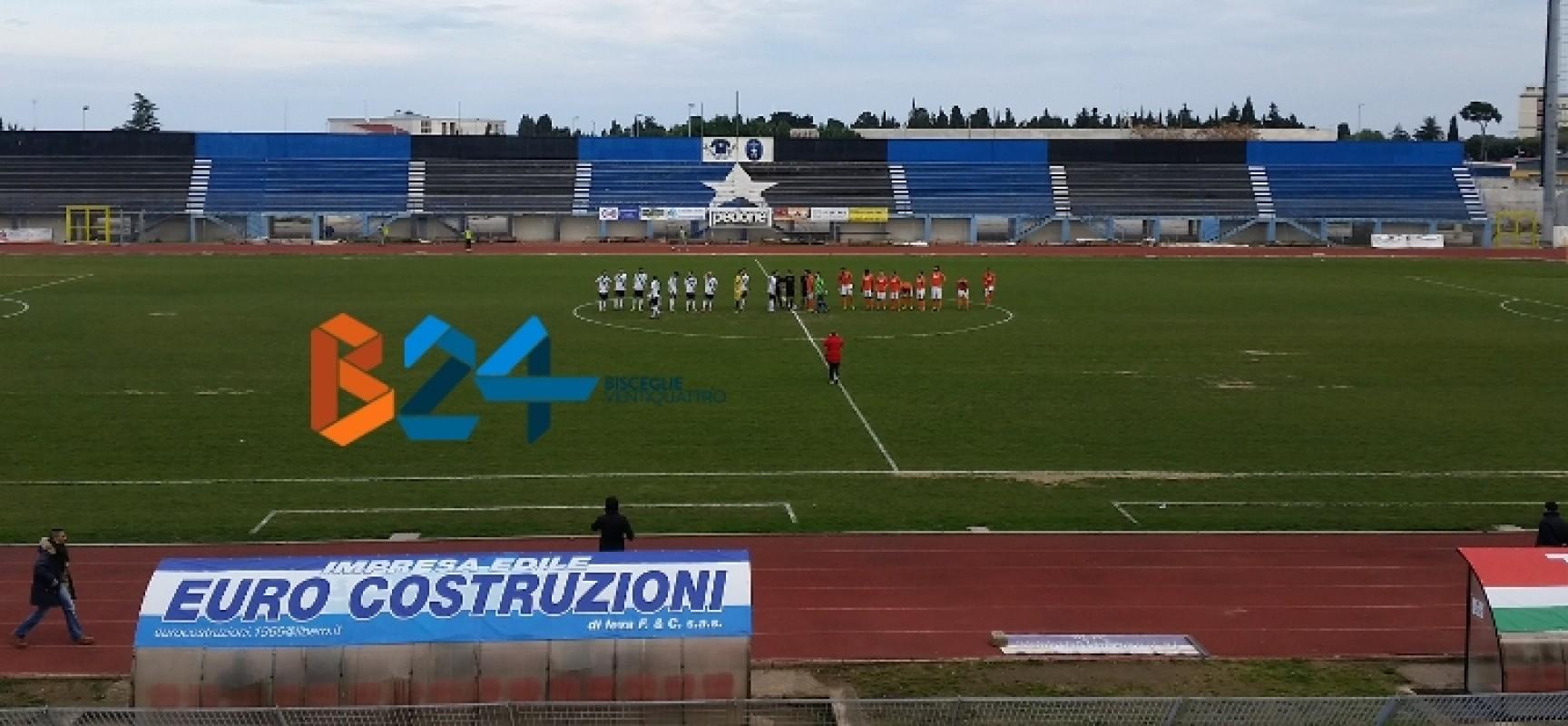 """Unione Calcio-Molfetta si disputerà allo stadio """"Gustavo Ventura"""""""