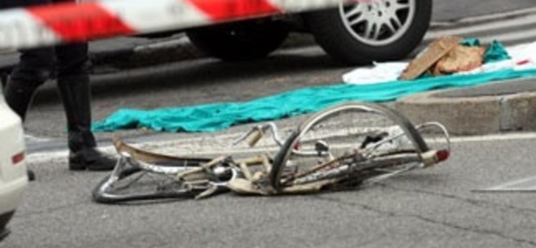 Travolto in bici da pirata della strada, 36enne biscegliese in coma