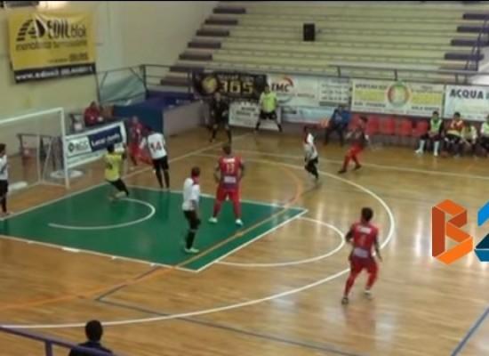 Five Locorotondo-Diaz 2-1, HIGHLIGHTS VIDEO