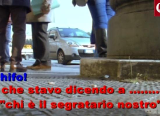 Gramellini e il Fatto Quotidiano trattano il caso Spina-Pd, il sindaco parla di libertà e democrazia