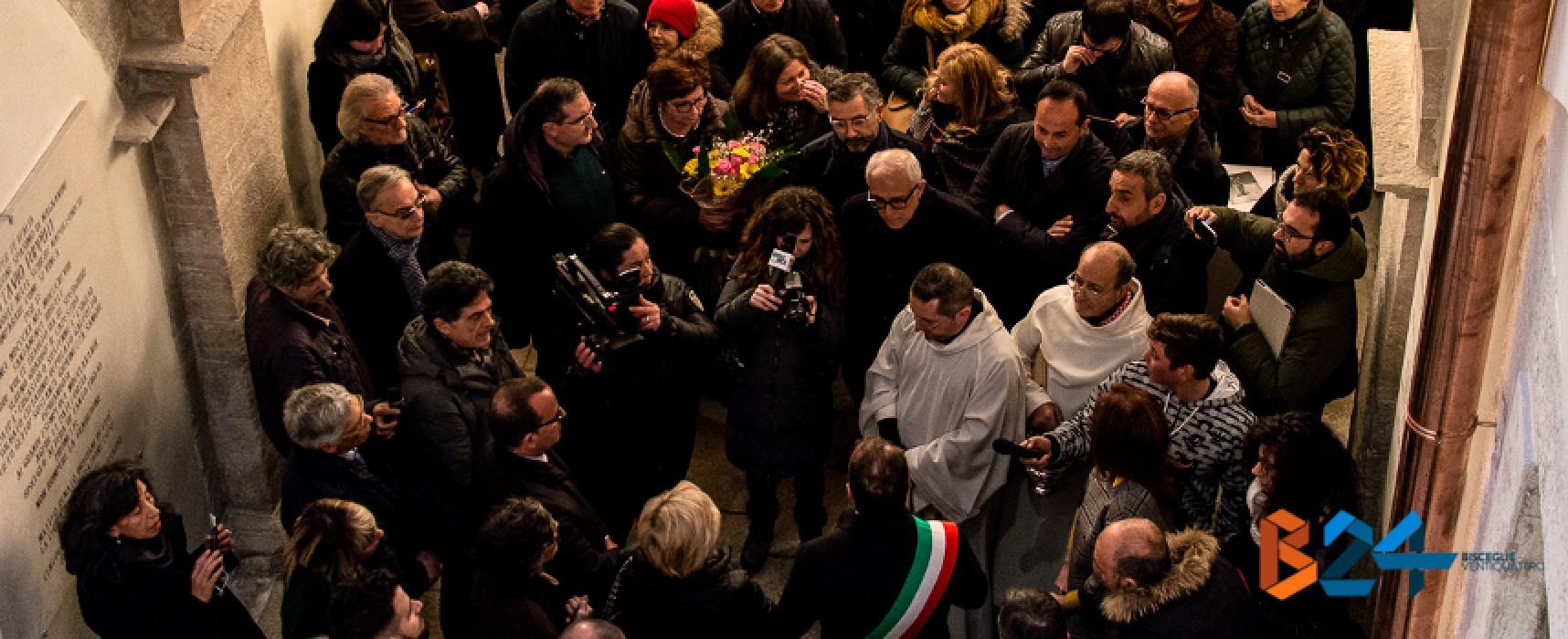 Storia, futuro e arte alla cerimonia di inaugurazione del Palazzo Tupputi / FOTO