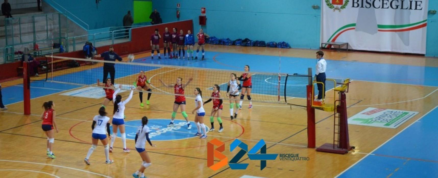 Sportilia continua a sognare, 3-0 al Pianeta Sport Bitetto / FOTOGALLERY