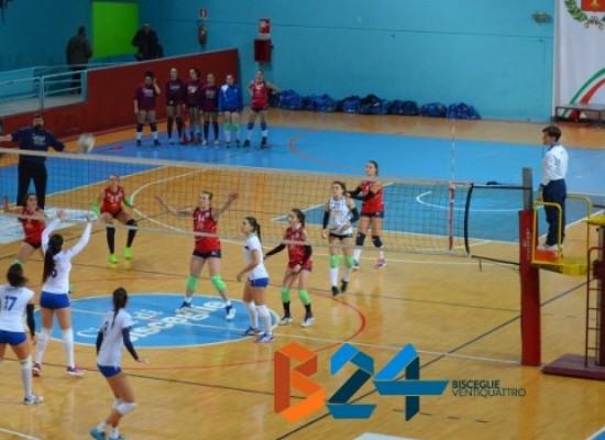 Volley femminile, Sportilia impegnata a Polignano nella final four di Coppa Puglia