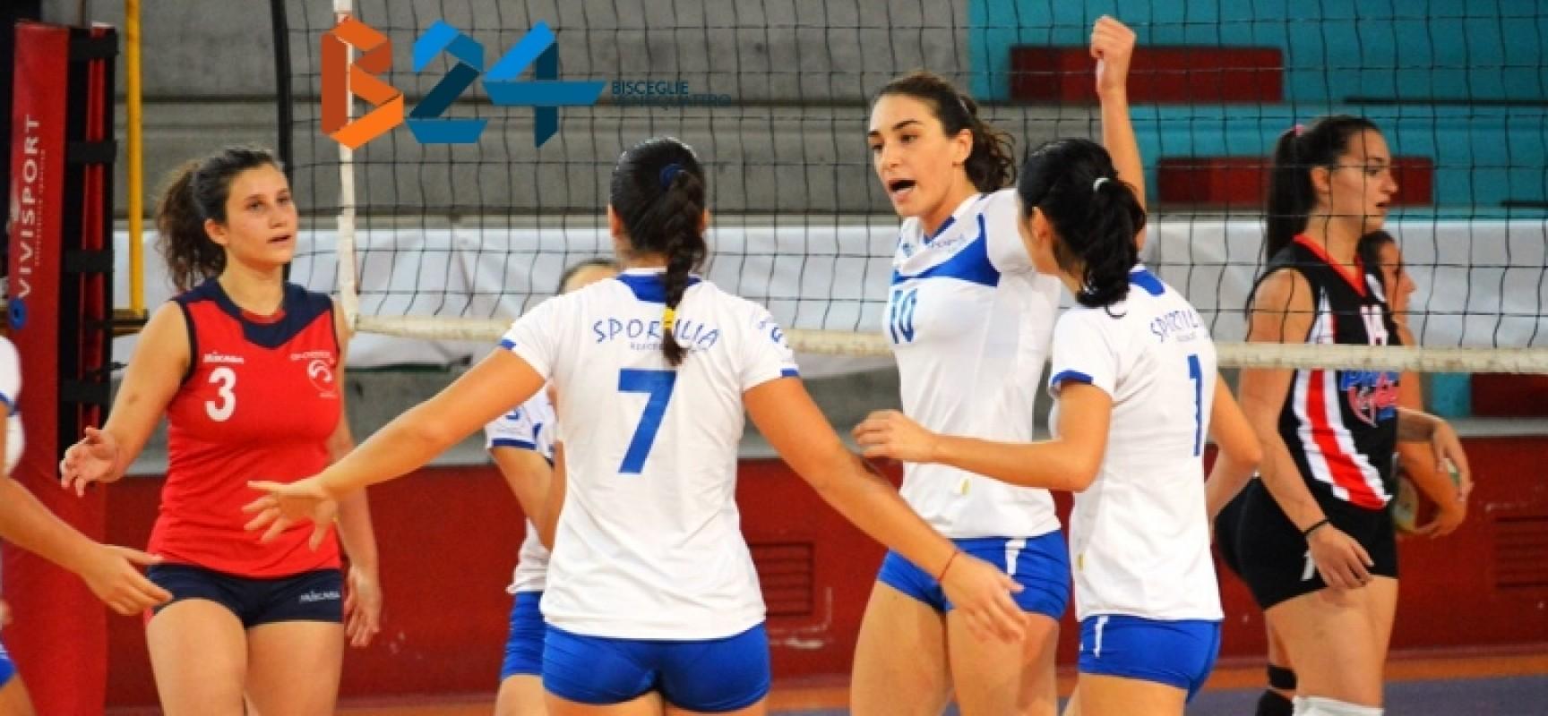 Sportilia torna in scena al PalaDolmen e cerca punti importanti contro il Pianeta Sport Bitetto