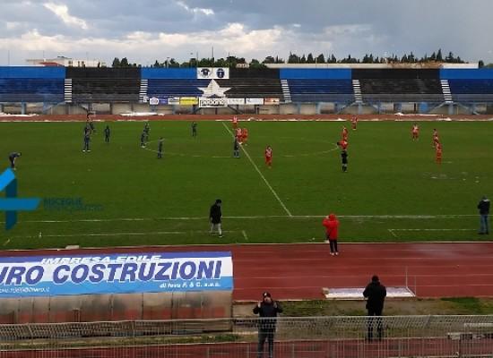Unione Calcio altra sconfitta, il Team Altamura vince 1-0