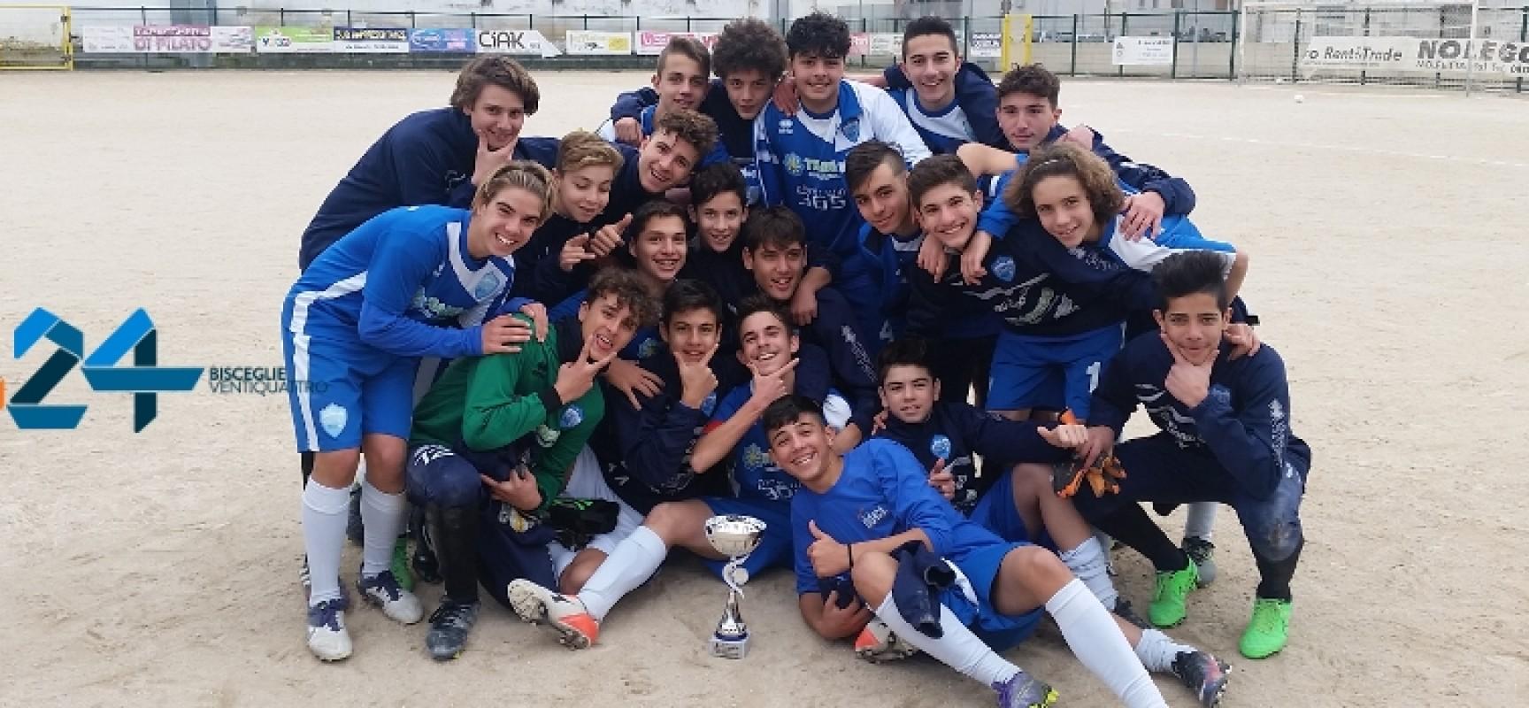 """Calcio giovanile: """"Memorial Lucio Palazzo"""", il Matera si aggiudica la V edizione / FOTO"""