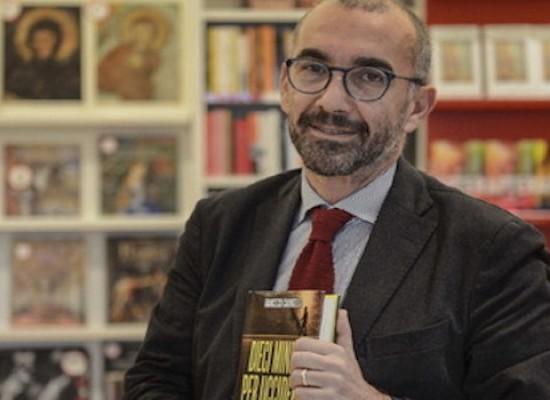 Francesco Caringella presenta il suo nuovo romanzo a Palazzo Tupputi, ospite Paolo Crepet