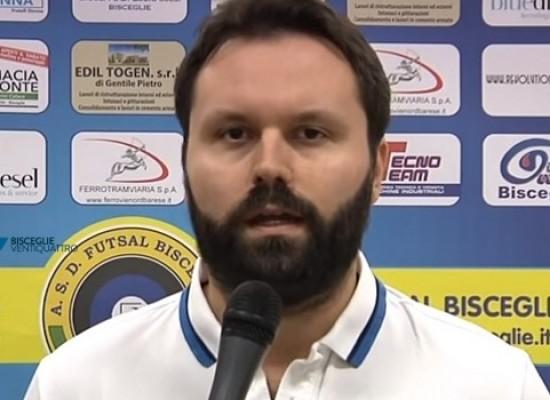 Futsal Bisceglie nella tana di un rigenerato Sammichele / VIDEO
