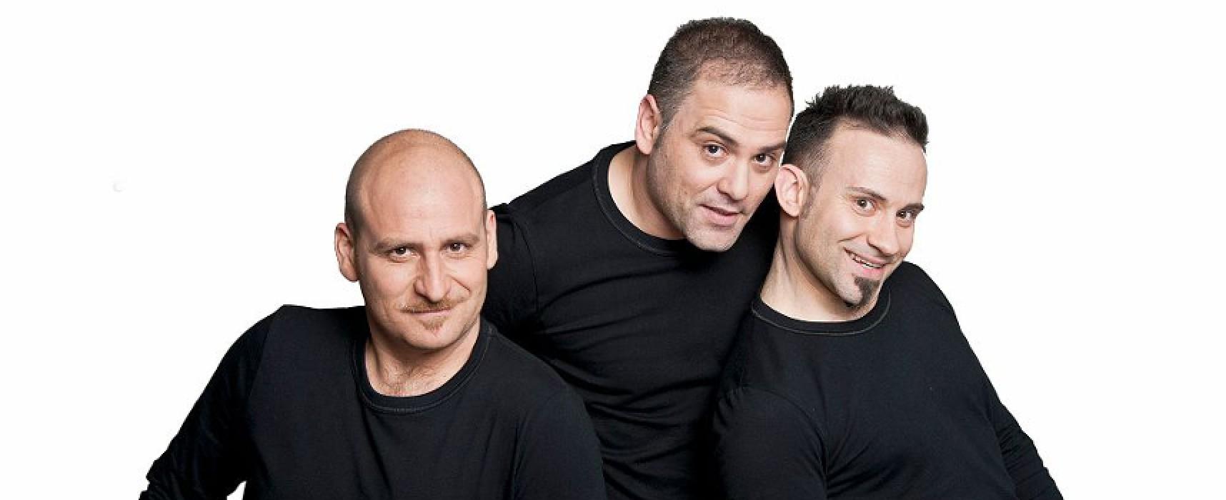 """Gli """"Scemifreddi"""", trio comico salentino, arrivano a Bisceglie e promettono risate e spensieratezza"""