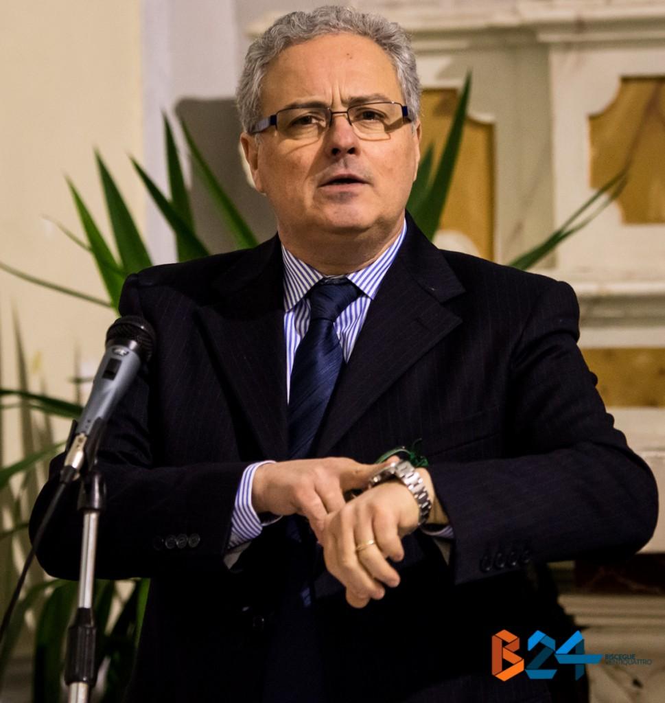 Franco Napoletano consiglio comunale 25 febbraio