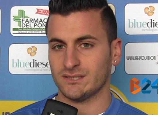 Futsal Bisceglie alla prova Olimpus Olgiata / Intervista VIDEO a Nico Pedone