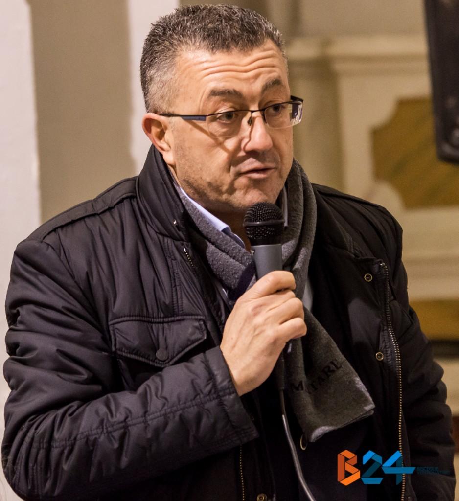 Parisi consiglio comunale 25 febbraio