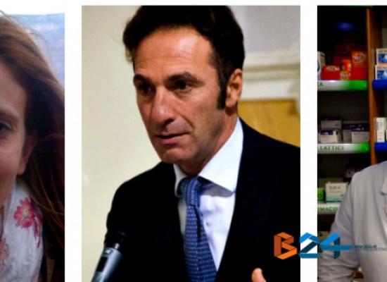 Replica Spina a La7, le reazioni dei politici locali sui social network