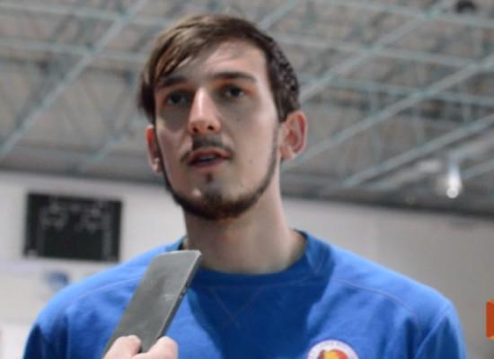 Ambrosia: ad Ortona in cerca del secondo blitz consecutivo, intervista a Leggio /VIDEO