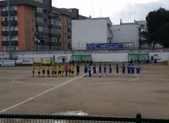 Il Bellavitainpuglia supera l'Atletico Martina e riagguanta la zona play off / CLASSIFICA