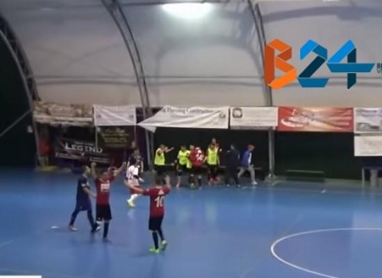 La Diaz espugna il campo di Polignano 5-4 / VIDEO HIGHLIGHTS