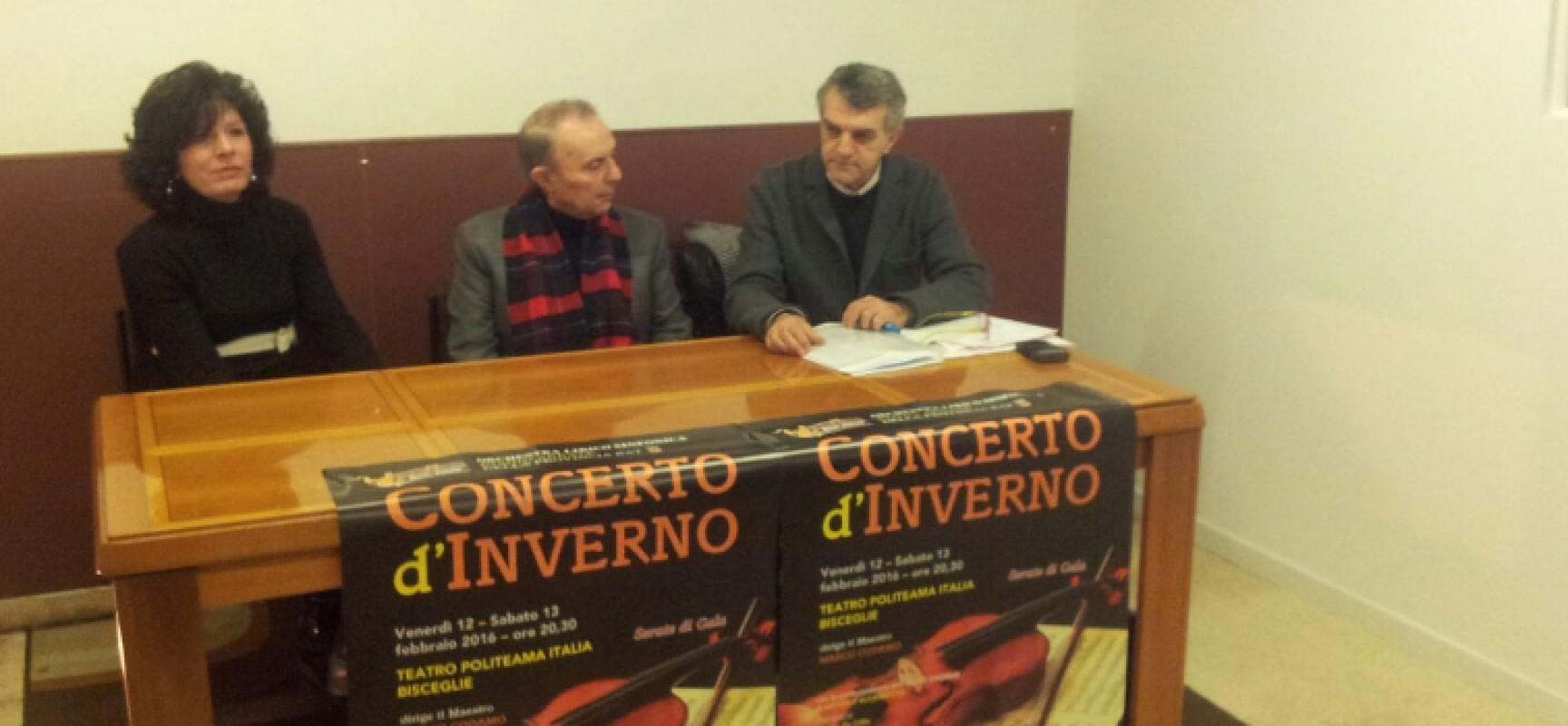 Presentato il Concerto d'Inverno, la Fondazione Biagio Abbate pronta per la doppia serata di gala