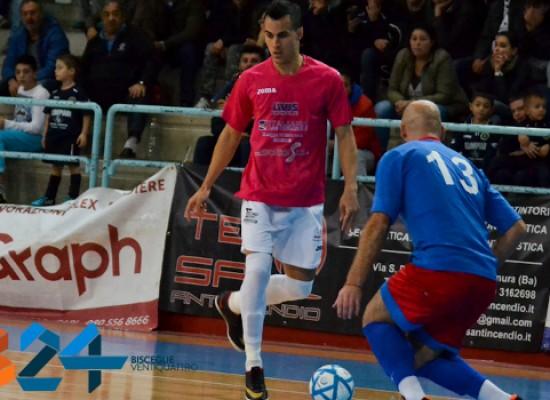 FINALE: Catania-Futsal Bisceglie 2-1