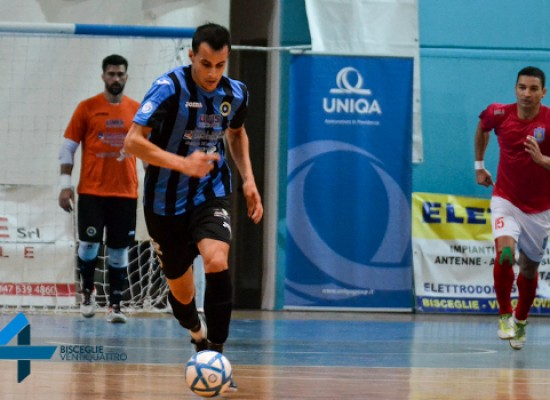 Futsal Bisceglie-Augusta 2-2 / VIDEO HIGHLIGHTS