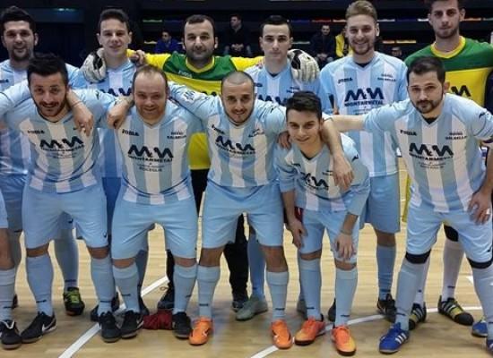 Futsal serie C1: Nettuno nella tana del Futsal Andria, Csg Putignano- Diaz rinviata al 25 gennaio