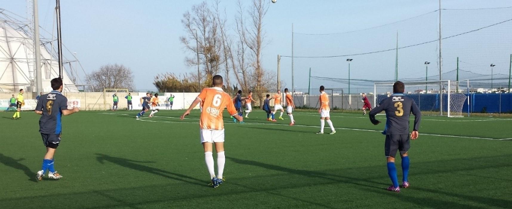 Unione Calcio, ad Otranto terzo pari consecutivo