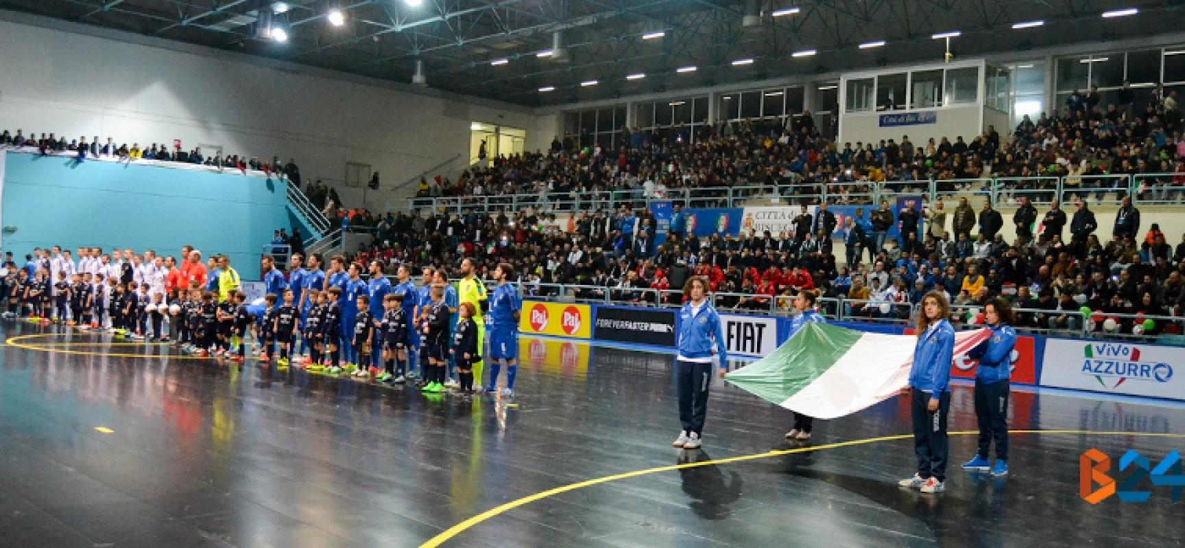Calcio a 5, 1° ottobre al via il campionato del Futsal Bisceglie, da definire date del femminile
