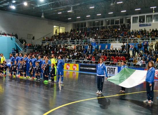 Calcio a 5: il Futsal Bisceglie si candida per ospitare la Final Eight di Coppa Italia di A2