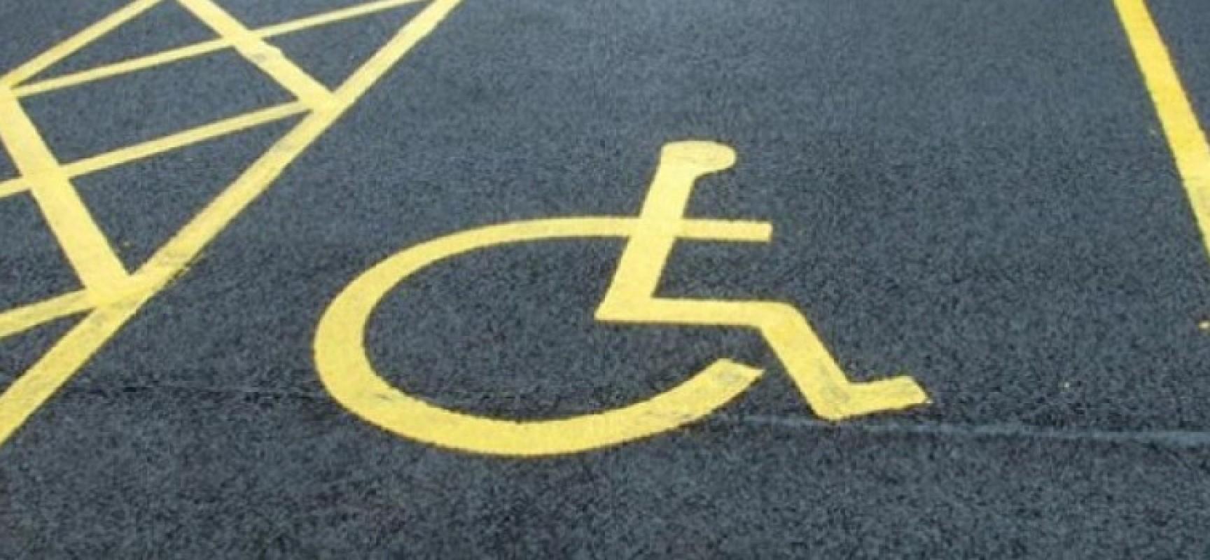 Istituiti 27 nuovi spazi di sosta riservati a disabili /DETTAGLI