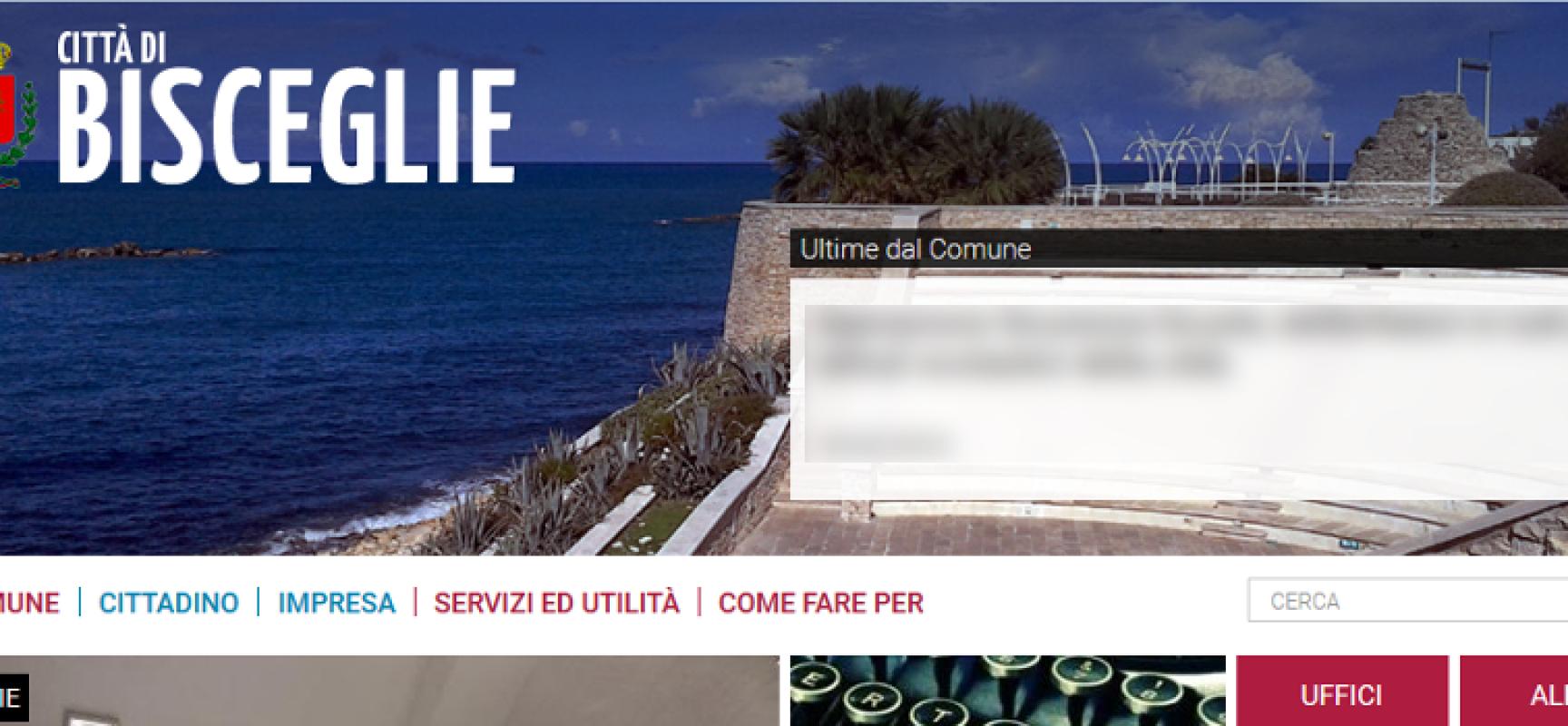 Online il nuovo sito web del Comune realizzato in collaborazione con la Provincia di Brescia