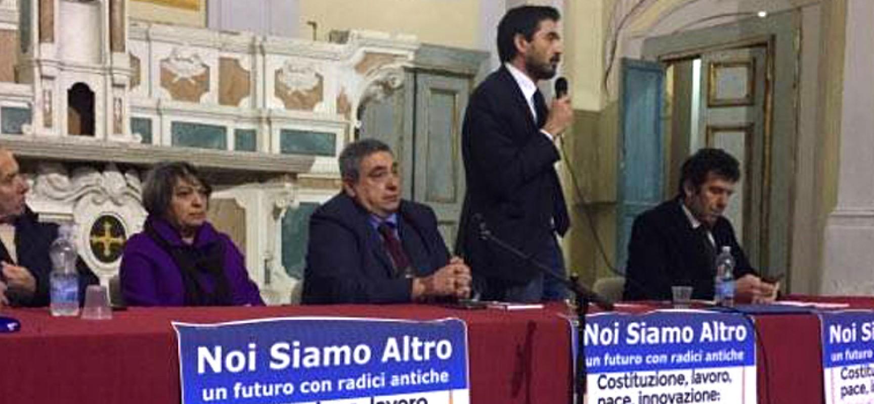 """Presentata Sinistra Italiana, """"Coinvolgere persone che non si vendano al potente di turno"""""""
