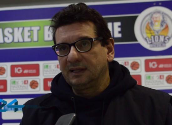 Ambrosia in cerca di continuità contro Valmontone, intervista a coach Fantozzi / VIDEO