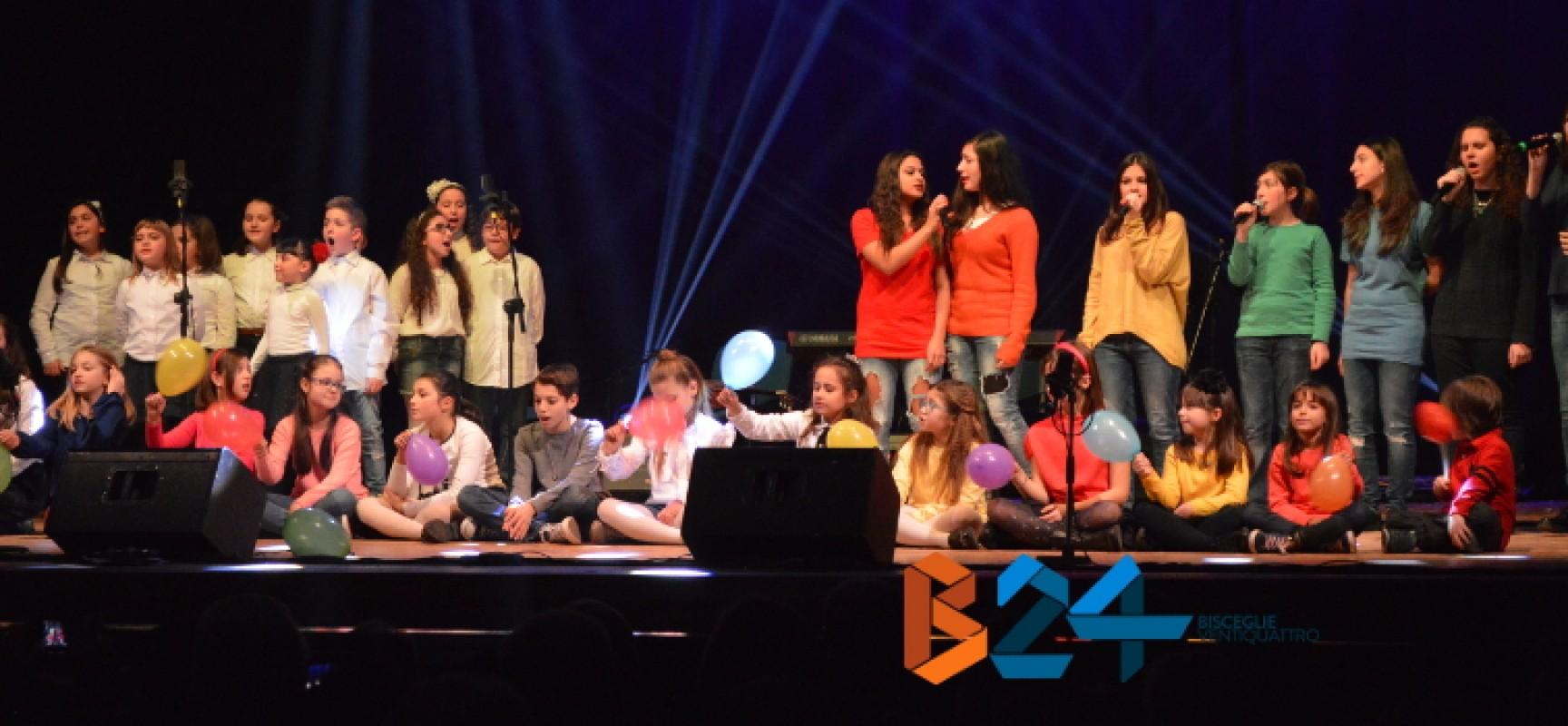 """""""Winter Show"""", molto più di una serata tra musica e arte. Sul palco del 'Garibaldi' talento e professionalità / FOTO"""