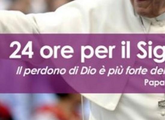 """Oggi pomeriggio """"24 ore per il Signore"""", momenti di preghiera in Cattedrale"""