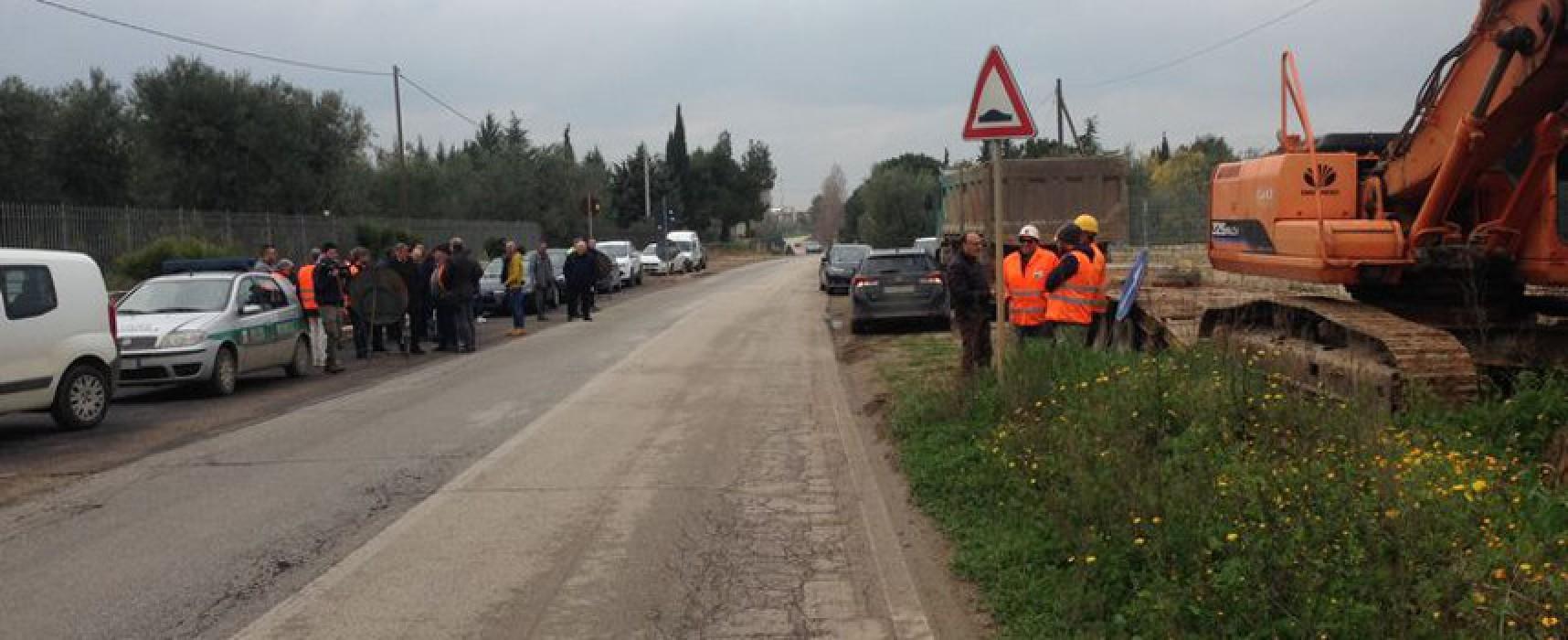 La Regione finanzia la prosecuzione dei lavori sulla provinciale Bisceglie-Andria
