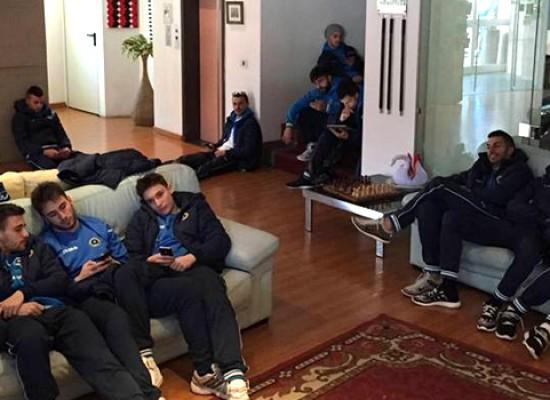 Futsal Bisceglie: ricorso respinto dopo ore di attesa, giocatori furiosi su Facebook
