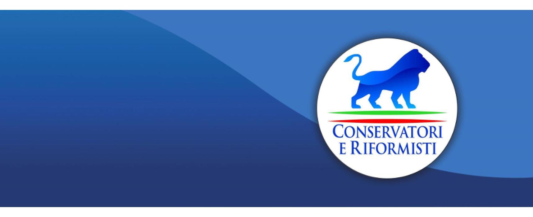 Conservatori e Riformisti, Tonia e Mimmo Spina nel direttivo provinciale del partito