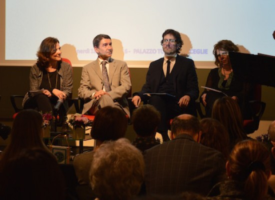 Mutilazione genitale femminile, a Palazzo Tupputi interessante incontro con Andrea Iacomini (UNICEF)