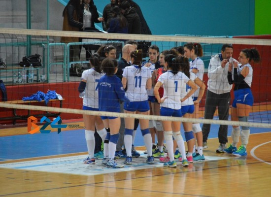 Sportilia, sfida al Volley Barletta per riprendere la corsa play-off