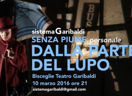"""""""Dalla parte del lupo"""", appuntamento al Garibaldi con il teatro per ragazzi"""