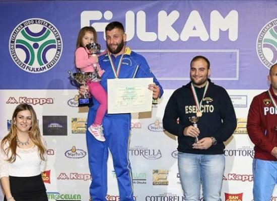 Lotta Olimpica: bronzo per Luca Amato agli Assoluti di Ostia