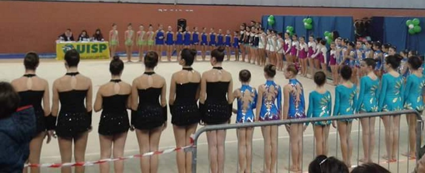 L'Iris porta cinque ginnaste alle finali Nazionali di Specialità