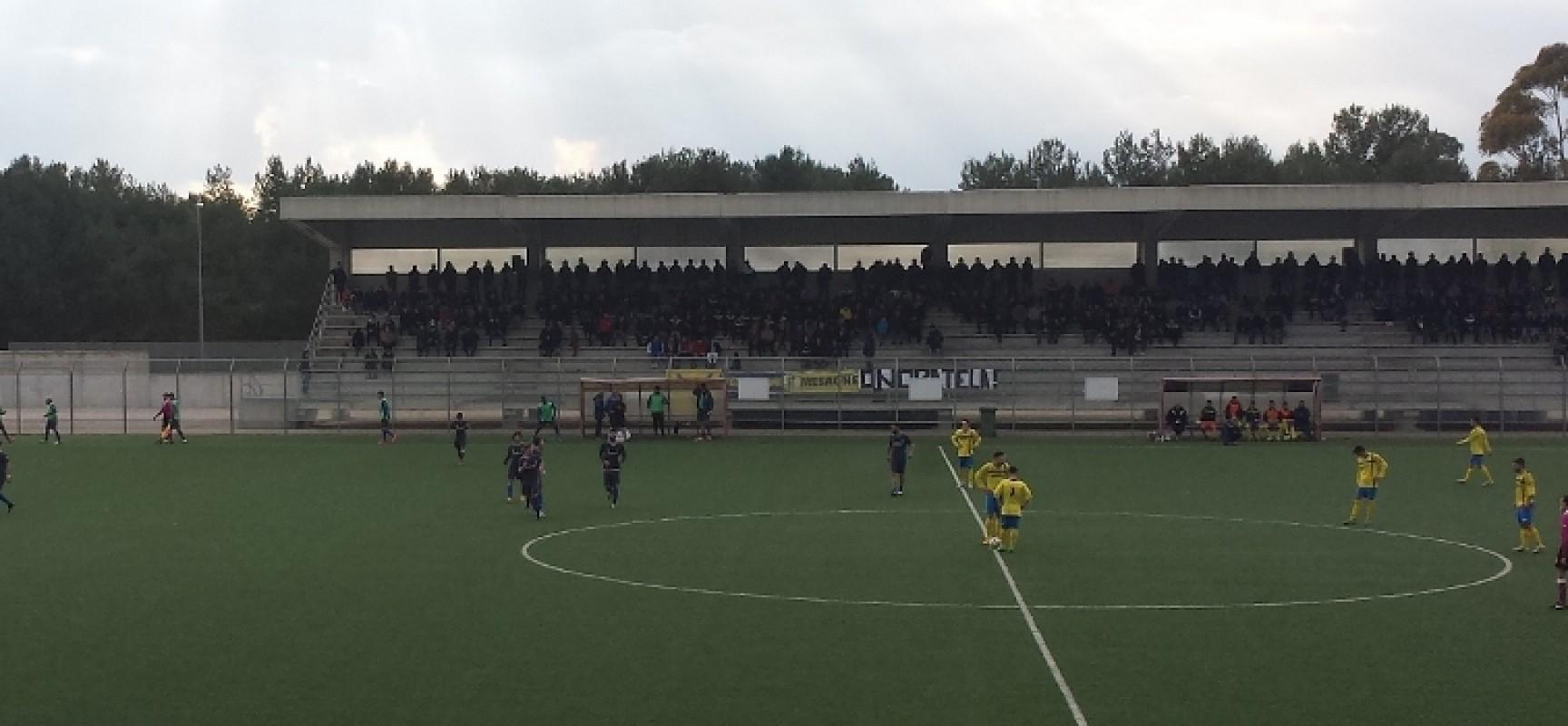 Unione Calcio, pari in rimonta nello scontro salvezza di Mesagne