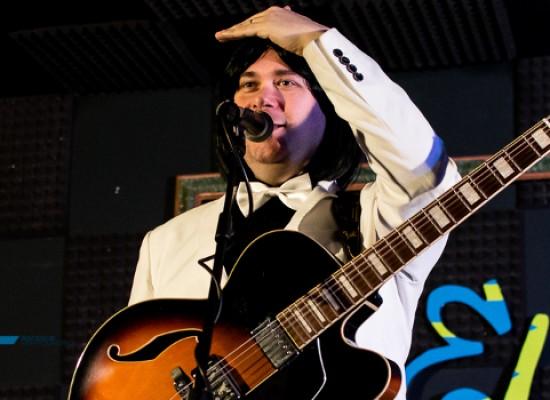 """Ruggero de I Timidi torna all'Open Source con il suo nuovo spettacolo """"A nudo"""""""