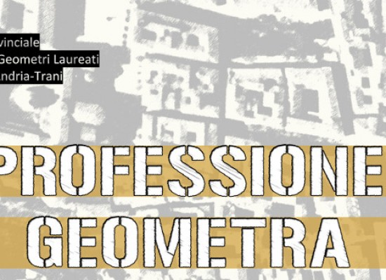 Collegio dei geometri Bat, pergamene d'onore per diciotto professionisti biscegliesi