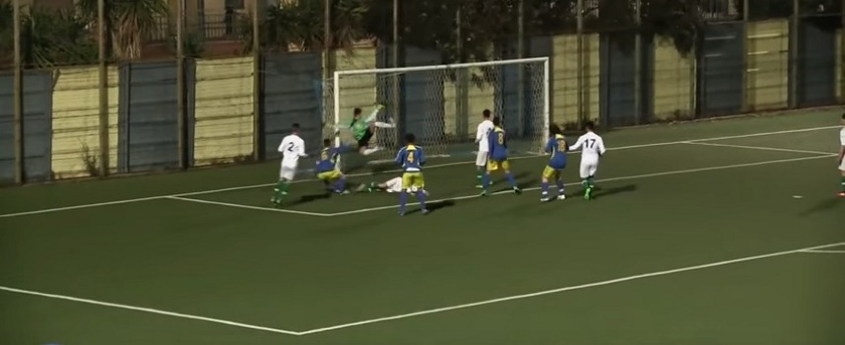 A Catania gli Allievi dell'Unione Calcio superano la Villese / VIDEO HIGHLIGHTS